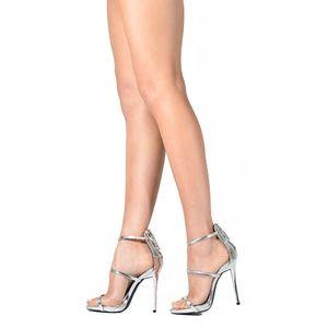 Qupid Women's Gladly-01 Dress Sandal